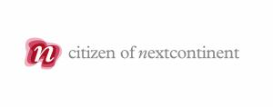 LOGO Citizen of NextContinent EGC Font